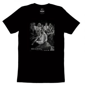 Duke Ellington Black T shirt