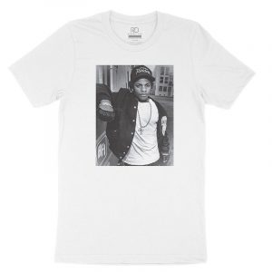 Easy E White T shirt