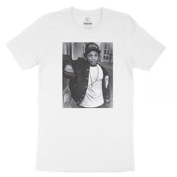 Easy E White T shirt