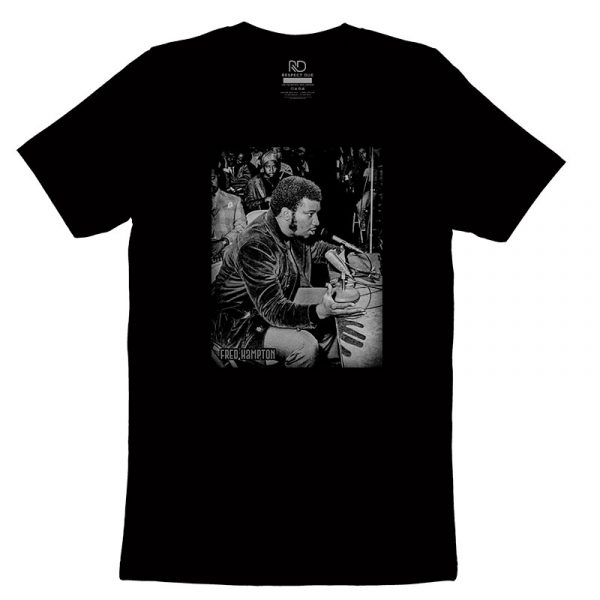 Fred Hampton Black T shirt