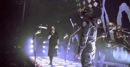 Korn Sabotage Featuring Slipknot live in London 2015