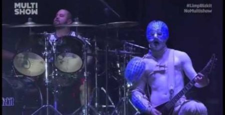 Limp Bizkit Thieves Ministry Cover @ Monsters of Rock