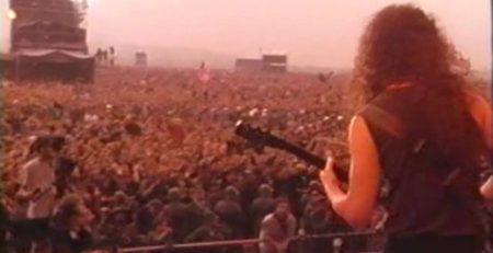 Metallica Enter Sandman Live Moscow 1991 HD