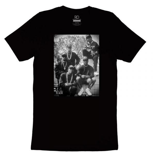 NWA Black T shirt