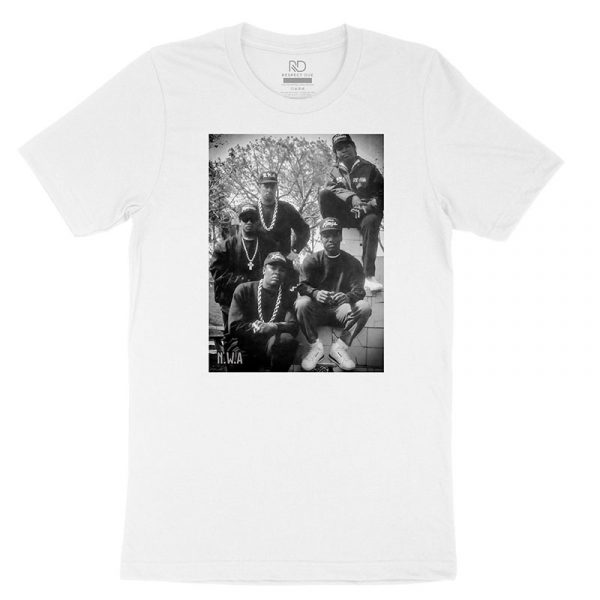 NWA White T shirt