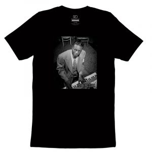 Nat King Cole Black T shirt