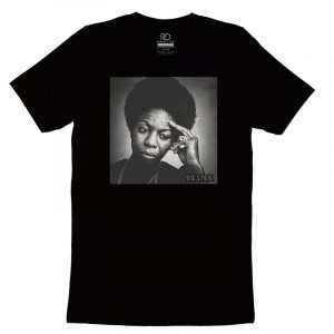 Nina Simone Black T shirt