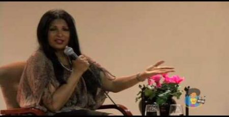 Pam Grier FOXY Talks About Her New Book @