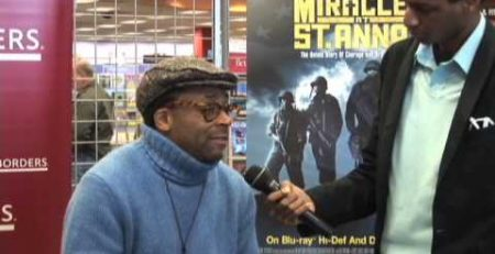 Spike Lee Interview Miracle At St Anna