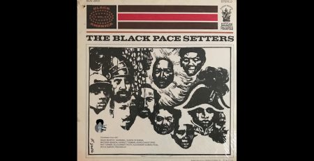 The Black Pace Setters Magnificent Montague 1969