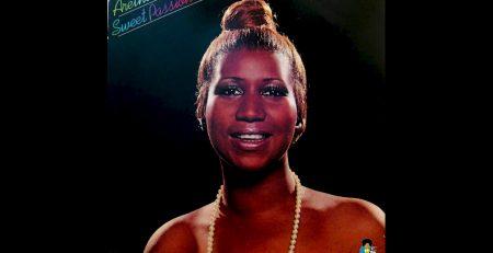 Aretha Franklin Sweet Passion 1977 Full Lp