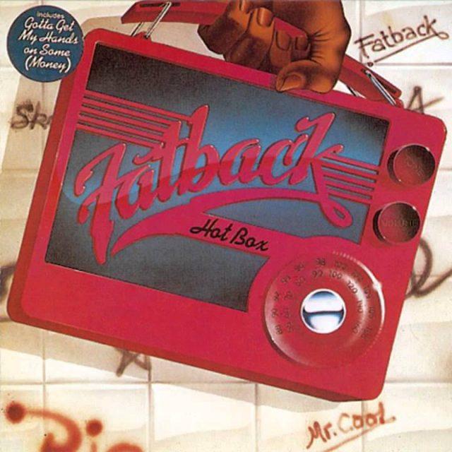 Fatback Backstrokin Official Audio
