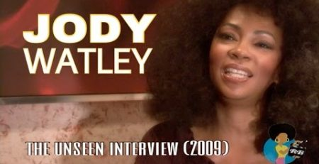 Jody Watley The Unseen Interview 2009