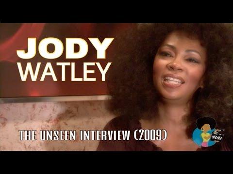 Jody Watley The Unseen Interview 2009