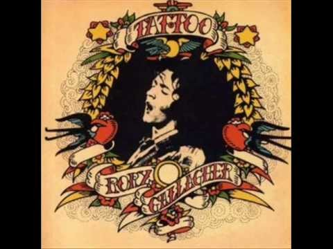 Rory Gallagher A Million Miles Away