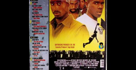 Above The Rim The Soundtrack 1994 Death Row