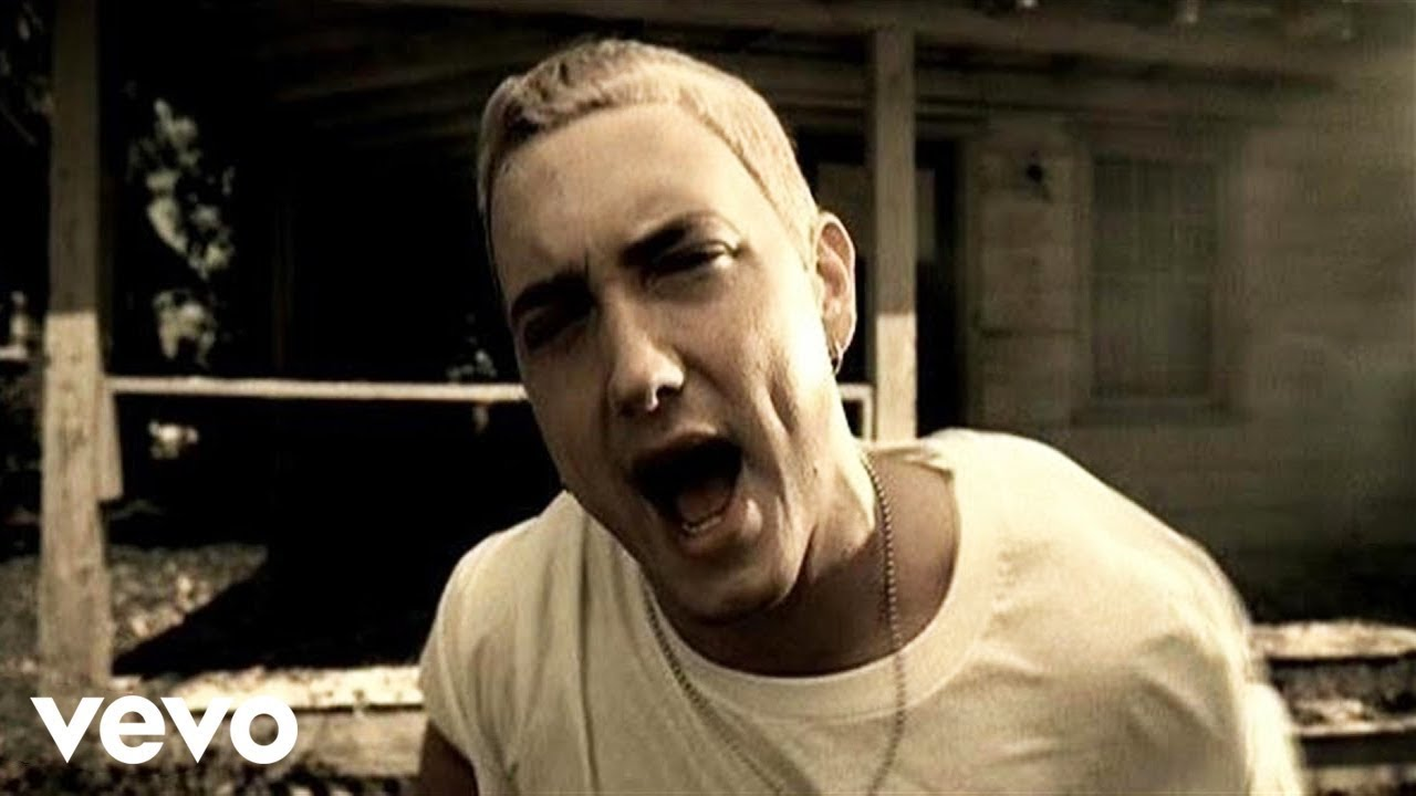 Eminem The Way I Am Official Music Video