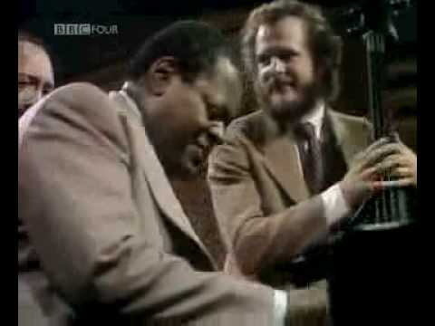 Oscar Peterson Boogie Blues Etude