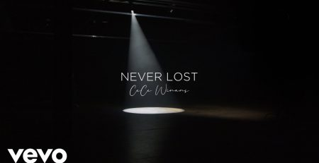 CeCe Winans Never Lost Official Lyric Video