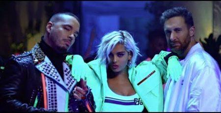David Guetta Bebe Rexha J Balvin Say My