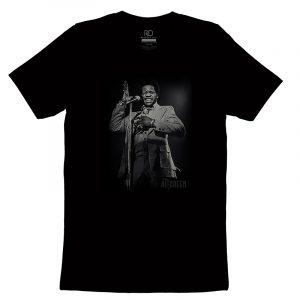 Al Green Black T shirt