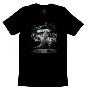 Hank Aaron Black T shirt