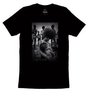 It Takes A Village Black T shirt