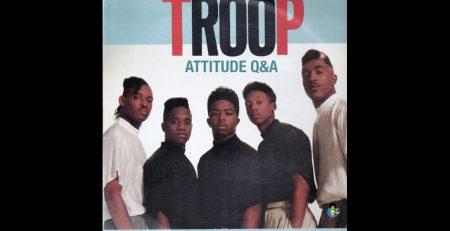 Troop Attitude Radio Promo 1989 New Jack Swing