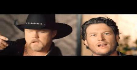Blake Shelton Hillbilly Bone ft Trace Adkins Official Music