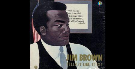 Jim Brown Tells It Like It Is 1967