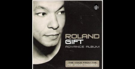 Roland Gift 2002 Debut Solo LP