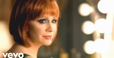 Reba McEntire Kelly Clarkson Because Of You Official Music