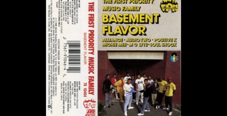The First Priority Music Family Basement Flavor 1988 OOP