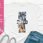 Boys Just Wanna Have Fun