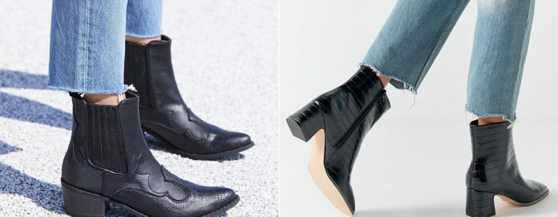 These Are All the Leather Boots We're Shopping For $100 or Less This Fall