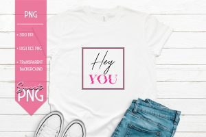Hey You Design Mockup 1500