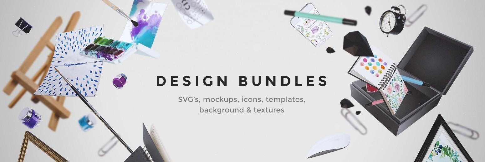 Design Bundles page