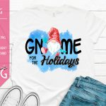 Gnome For The Holiday Mockup 1
