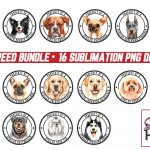 Dog Breed Bundle Cover