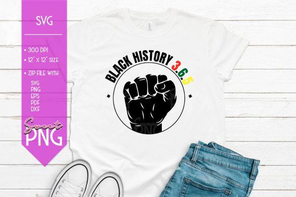 Black History 365 Mockup