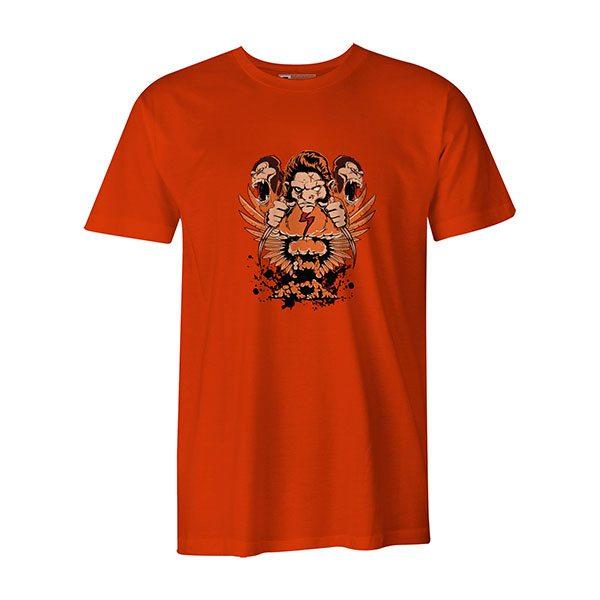 Angry Primates orange 1