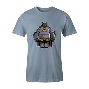 Batmax T Shirt Baby Blue