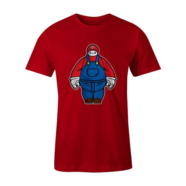 Baymario T Shirt Red