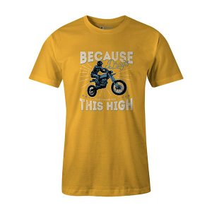 Because Drugs Cant Make You This High T shirt sunshine
