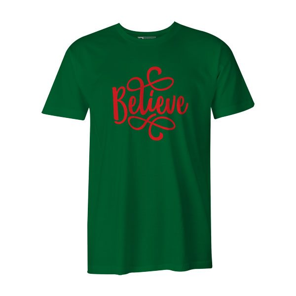 Believe T Shirt Kelly