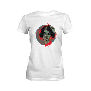 Blow Me T shirt white