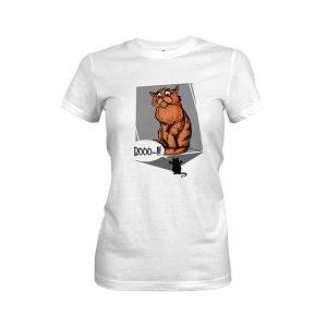 Booo T shirt white