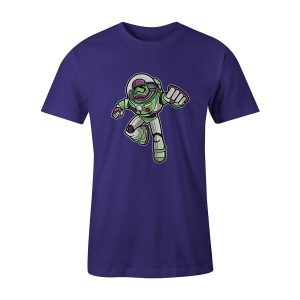 Buzz Trooper T Shirt Purple