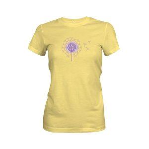 CEst La Vie T Shirt Banana Cream