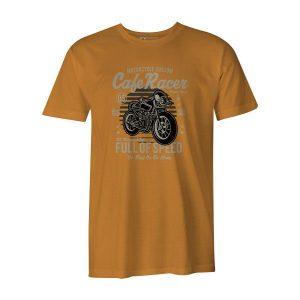Caferacer 79 T Shirt Ginger